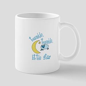 twinkle, twinkle, little star Mugs