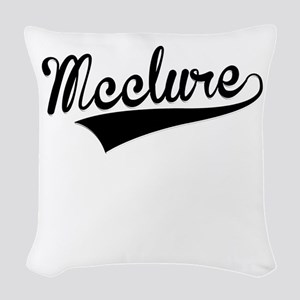 Mcclure, Retro, Woven Throw Pillow