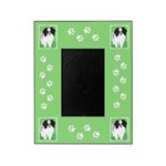Japanese Chin Picture Frame