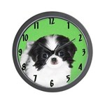 Japanese Chin Wall Clock