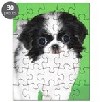 Japanese Chin Puzzle