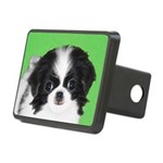 Japanese Chin Rectangular Hitch Cover