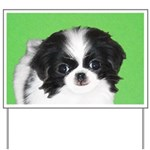 Japanese Chin Yard Sign