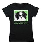 Japanese Chin Girl's Tee