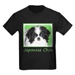 Japanese Chin Kids Dark T-Shirt