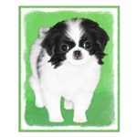 Japanese Chin Small Poster