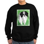 Japanese Chin Sweatshirt (dark)