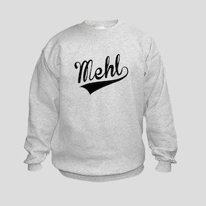 Mehl, Retro, Sweatshirt