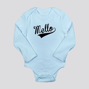 Mello, Retro, Body Suit