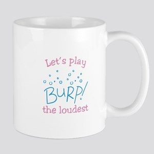 Lets Play Burp! the loudest Mugs
