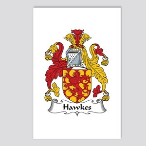 Hawkes Postcards (Package of 8)