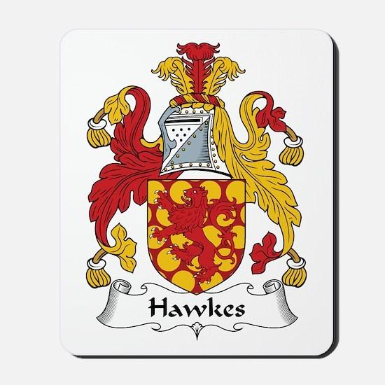 Hawkes Mousepad
