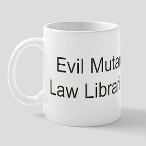EM Law Librarian Mug