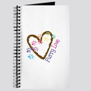Furry love Journal