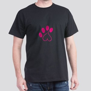 Dog Paw T-Shirt