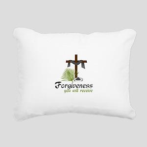 Forgiveness You Will Receive Rectangular Canvas Pi