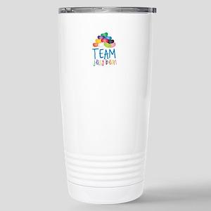 Team Jelly Bean Travel Mug
