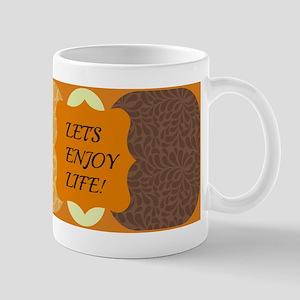 Vintage,Enjoy Life Mugs