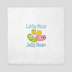 Little Miss Jelly Bean Queen Duvet