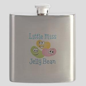 Little Miss Jelly Bean Flask