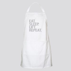 Eat Sleep Lift Repeat Apron