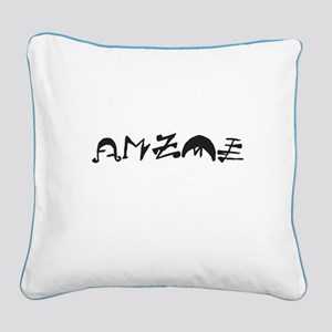 Rhage Ol Square Canvas Pillow