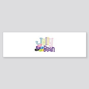 Jelly Bean Bumper Sticker