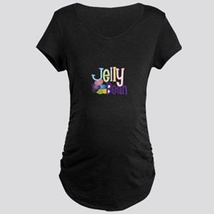 Jelly Bean Maternity T-Shirt