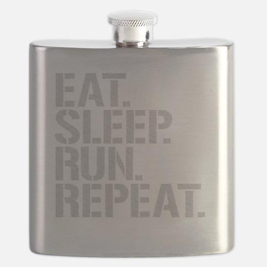 Eat Sleep Run Repeat Flask