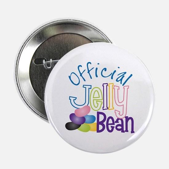 "Official Jelly Bean 2.25"" Button"