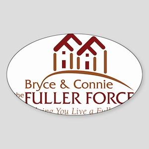 Fuller Force Logo Sticker