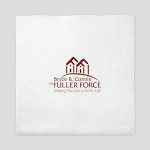 Fuller Force Logo Queen Duvet