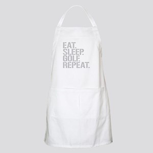 Eat Sleep Golf Repeat Apron