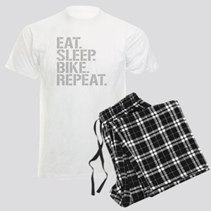 Eat Sleep Bike Repeat Pajamas