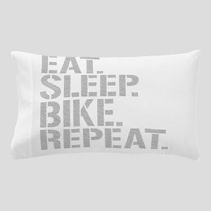 Eat Sleep Bike Repeat Pillow Case