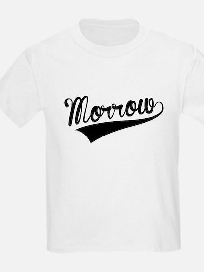 Morrow, Retro, T-Shirt