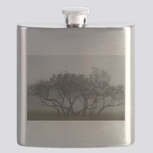Penn Treaty Park Flask