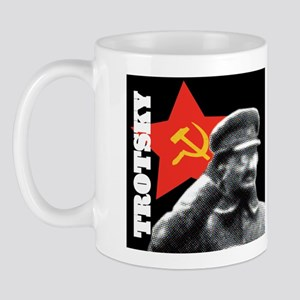 Permanently Trotsky Mug