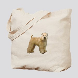 Wheaten T (stand) Tote Bag