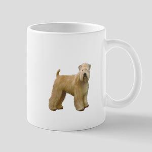 Wheaten T (stand) Mug