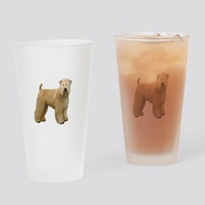 Wheaten T (stand) Drinking Glass