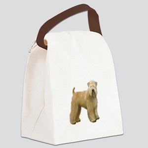 Wheaten T (stand) Canvas Lunch Bag