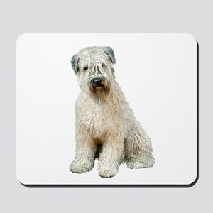 Wheaten (sit) Mousepad