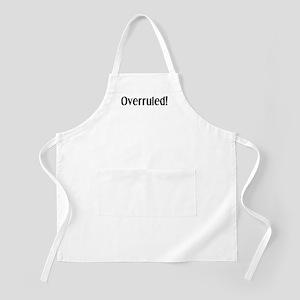 overruled BBQ Apron