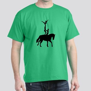 Vaulting dressage Dark T-Shirt