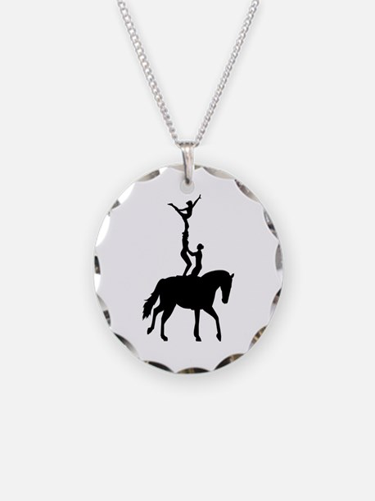 Vaulting dressage Necklace