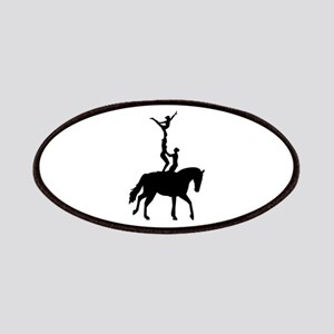 Vaulting dressage Patches