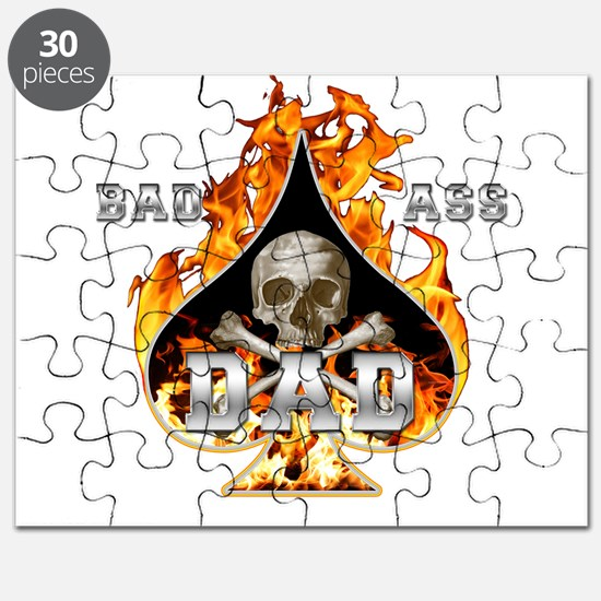 Bad Ass Dad Puzzle