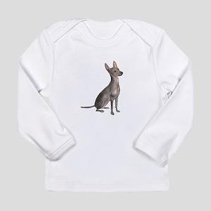 Xoloitzcuintle (B) Long Sleeve Infant T-Shirt