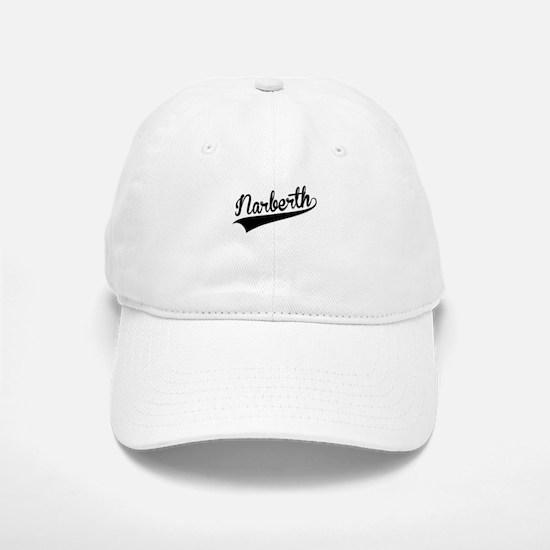 Narberth, Retro, Baseball Baseball Baseball Cap